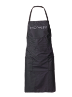 COLOR APRON NIOPHLEX BLACK