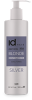 ID Elements XCLS Blonde Silver Conditioner 300ml