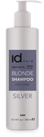 ID Elements XCLS Blonde Silver Shampoo 300ml
