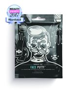 BarberPro Face Putty Peel-off Mask 3 x 7g