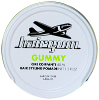 Hairgum Gummy Pomade Wax 40g (UTG)