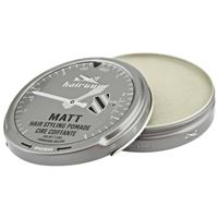 Hairgum Matt Pomade Wax 100g(UTG)