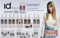 idHAIR Elements XClusive Startpaket 3st