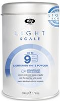 Lisap Blekning Light Scale 9 (white)- 500 gr