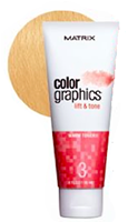 ColorGraphics Varm Toner 118ml - Röd