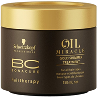 BC Oil Miracle Gold Shimmer Treatment 150ml (UTG)