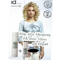 Id Stor Hairspray + mini