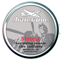 Hairgum Strong Pomade Wax 40g (UTG)